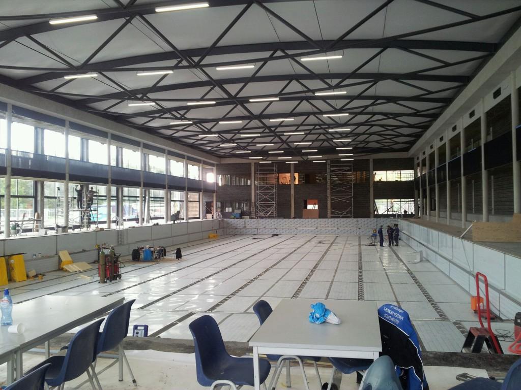 Zwembad krommerijn 2012 toco advies bv - Omgeving zwembad ontwerp ...