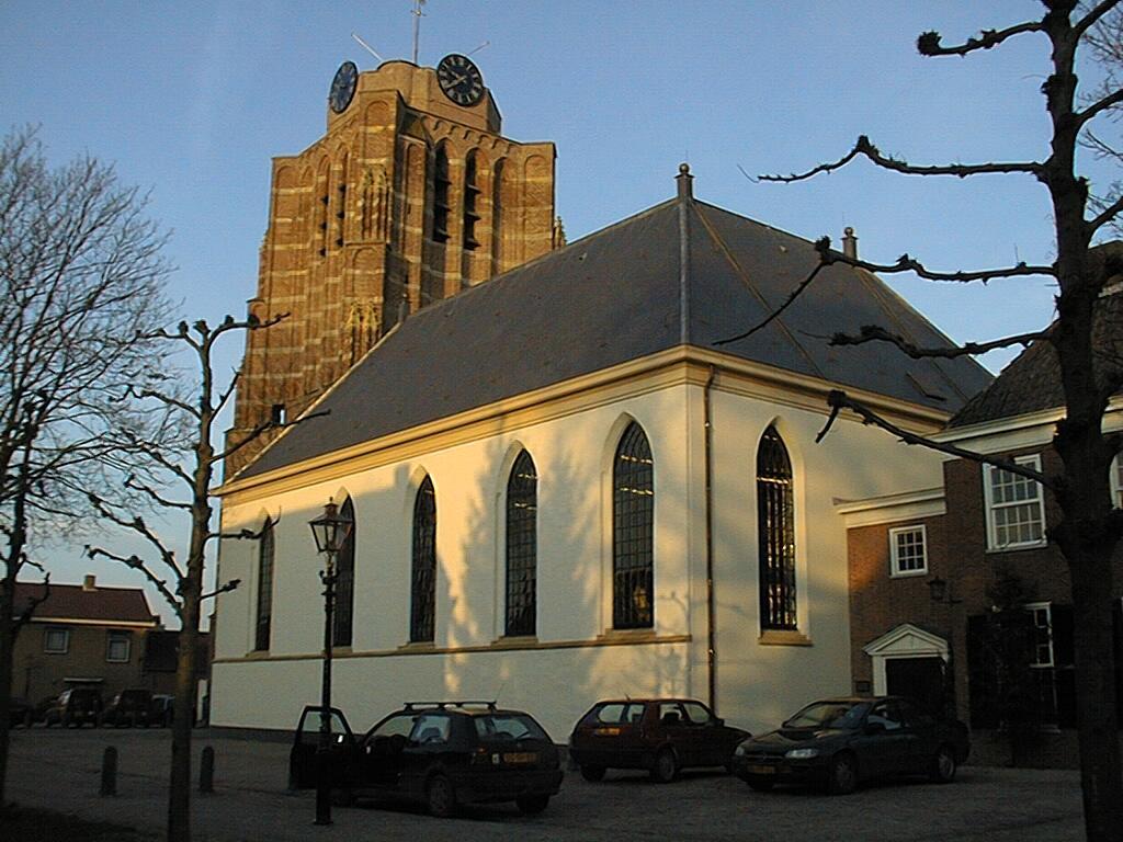 Restauratie Kerk en Toren Beesd 1998