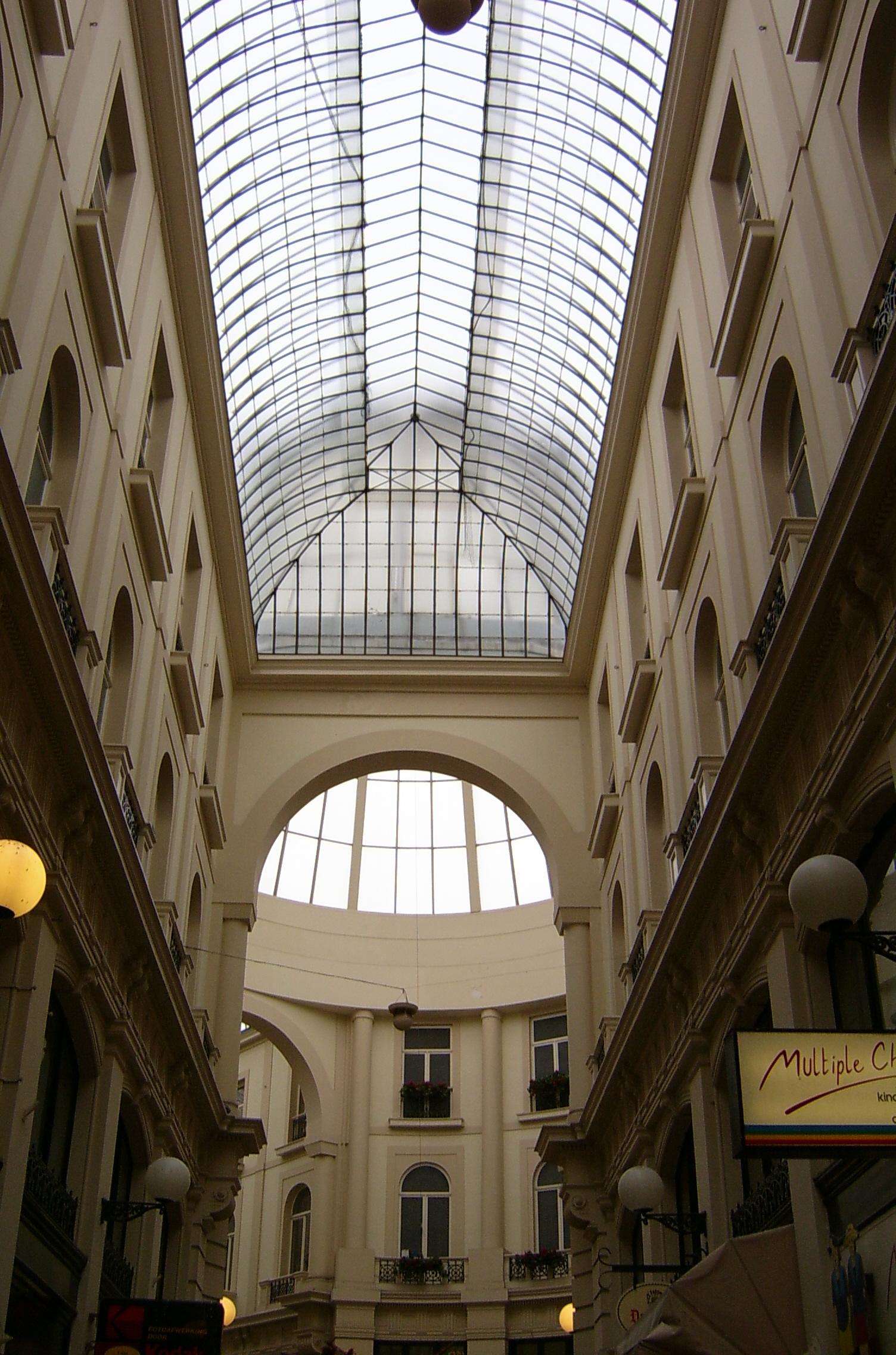 Passage Den Haag 2004-2005